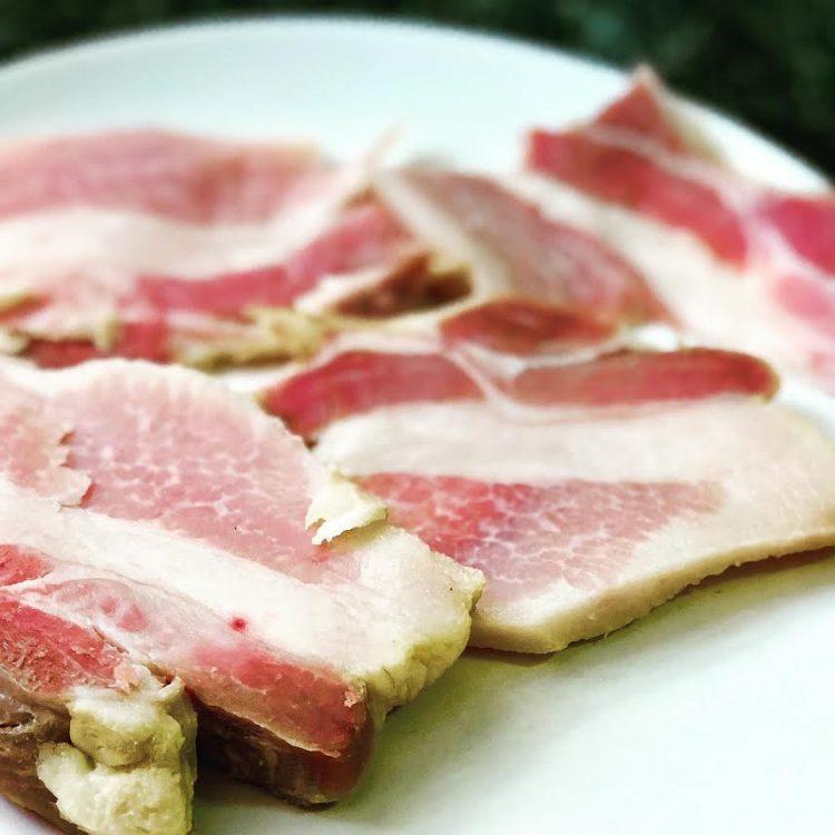 bacon caseiro